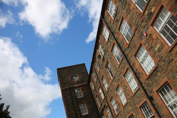 Heriot-Watt School of Textiles and Design history.